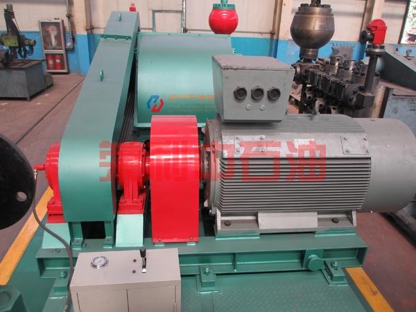 国内用户定做的3NB-500电机泵组