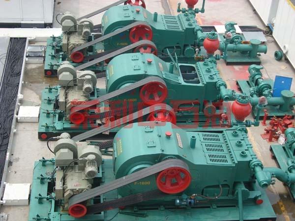 荣利F-1600电机泵组