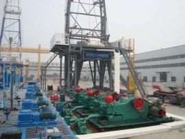 7000米电动钻机